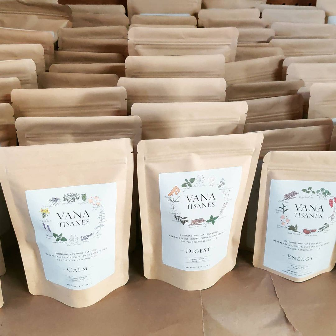 Vana Tisanes last orders of the year going out